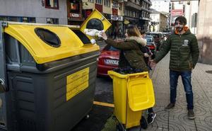 Cantabria cae a la cola de España en el reciclaje de envases