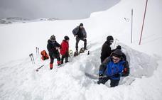El boletín de aludes «es herramienta necesaria para el que sale a la montaña»
