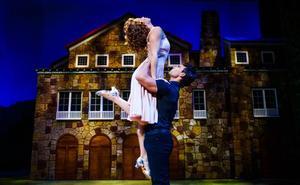 La versión teatralizada de 'Dirty Dancing' llega el jueves al Palacio de Festivales