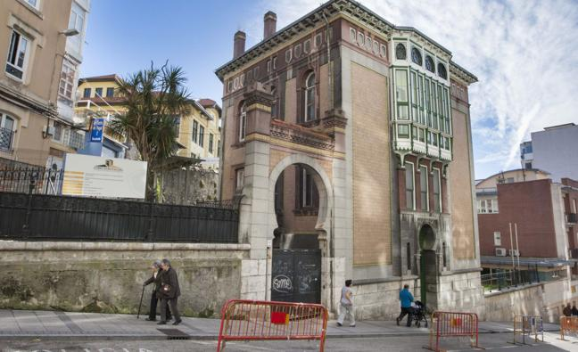 El Palacete Cortiguera acogerá el centro de interpretación de la historia de la ciudad
