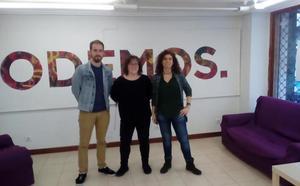 Los tres aspirantes a liderar Podemos no logran cerrar una candidatura de consenso