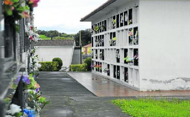 Concluye la ampliación del cementerio de Camargo pueblo