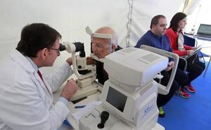 Más de 300 cántabros podrían sufrir glaucoma sin saberlo y perder la vista por ello