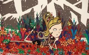 'No me cuentes cuentos' de Almudena Bascones, en el Castillo de Argüeso