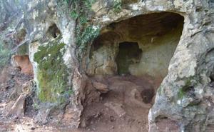 Encuentran restos humanos de la Edad del Bronce en la cueva del Copillo