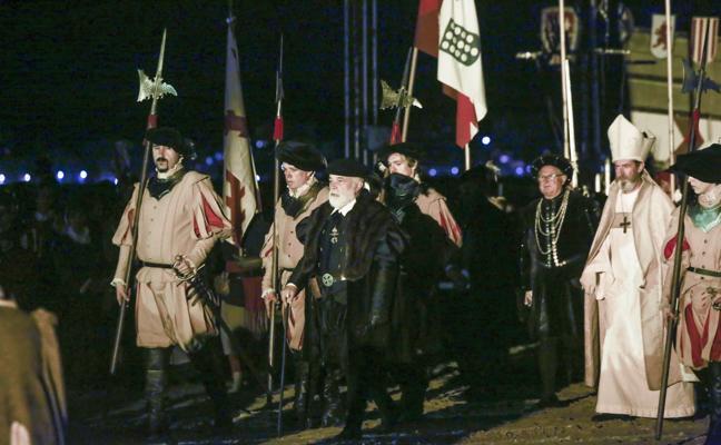 El Ayuntamiento busca una empresa que organice la fiesta de Carlos V