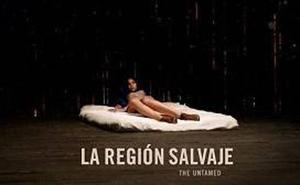 'La región salvaje' llega el jueves al Casyc Up