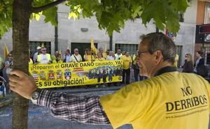 Gobierno y ARCA discrepan en el Supremo sobre la ejecución de los derribos
