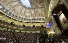 La reforma del Estatuto cántabro pasa hoy el primer trámite en el Congreso