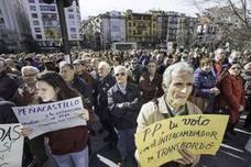 CC OO se suma a la concentración contra el MetroTUS de este viernes