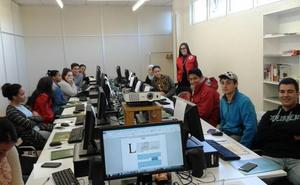 370 jóvenes se han beneficiado de los programas de empleo de Cruz Roja, con el 65% de inserción