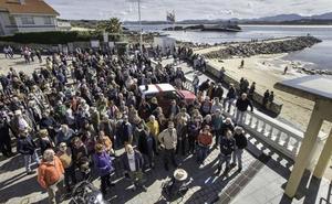 Convocada una nueva manifestación contra la construcción de los espigones de La Magdalena