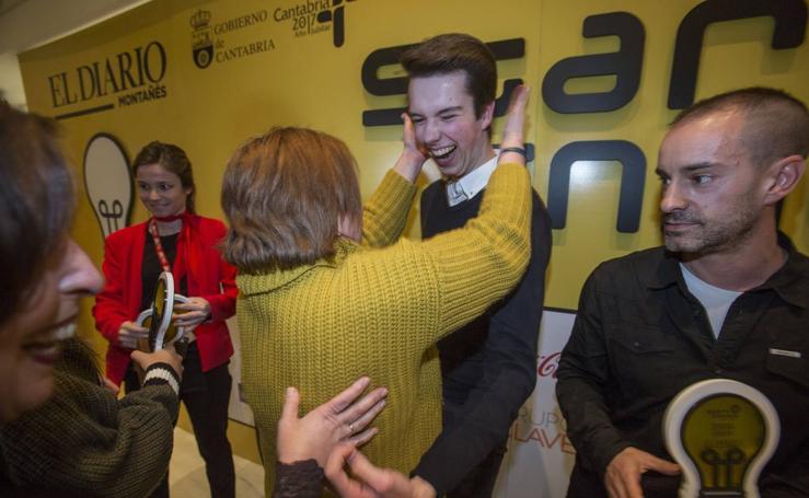 Gala de entrega de premios de la quinta edición de STARTinnova