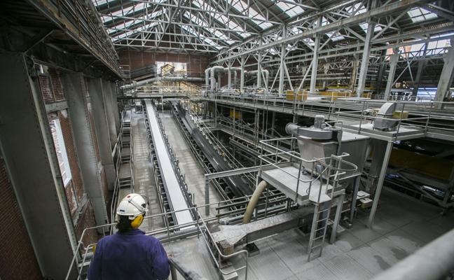 Solvay producirá en Alemania un producto desarrollado en Cantabria