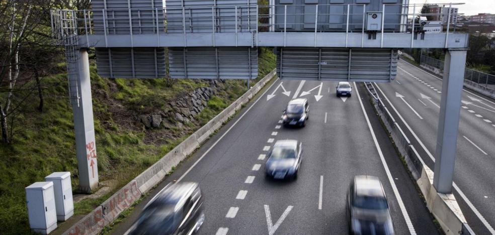 Sólo tres conductores han sido 'cazados' por las cámaras que vigilan el uso del cinturón