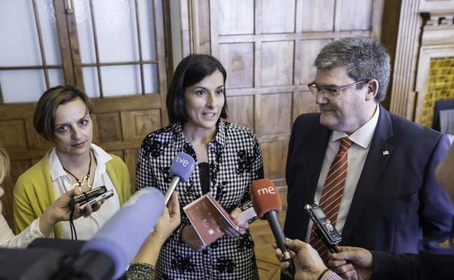 Los alcaldes de Santander y Bilbao apuestan por la alianza cultural de sus ciudades
