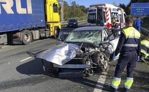 Los accidentes causan una muerte cada dos días en Cantabria