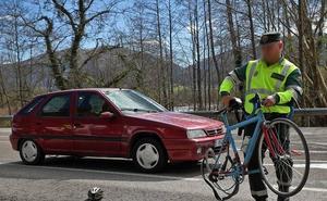 Los ciclistas dicen basta