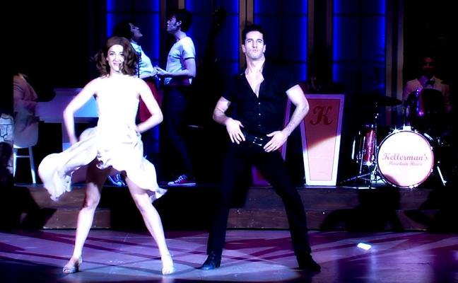 Primeras imágenes de 'Dirty Dancing' en Santander