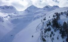 Riesgo notable de aludes en Picos de Europa este domingo