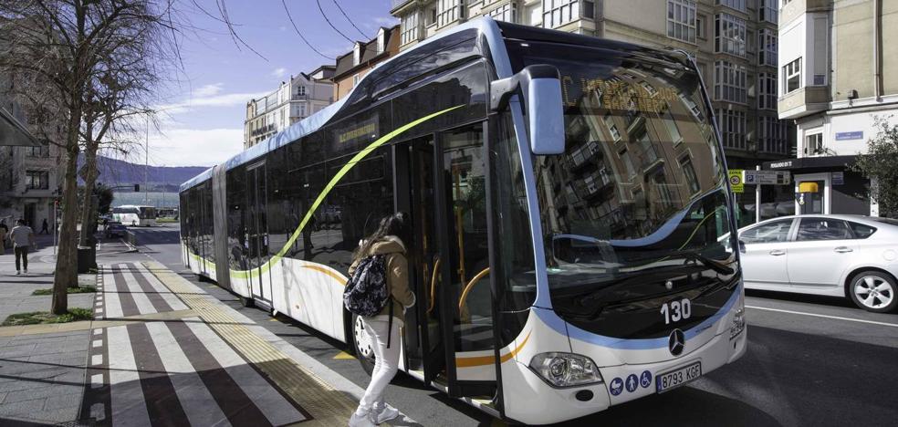 La línea de Peñacastillo eliminará los transbordos más de siete horas al día
