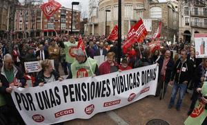 Casi uno de cada tres pensionistas cántabros cobra por debajo del umbral de la pobreza