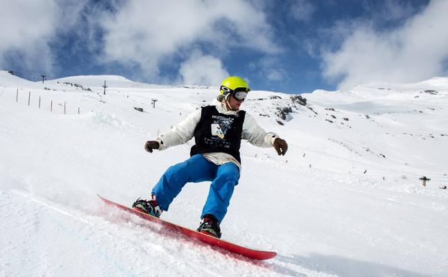 El Snowboard Cross de Alto Campoo coge el testigo del surf en la OA2 FuSSSion