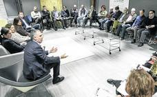 Empresarios de la madera de Cantabria piden un plan de aprovechamiento de los montes