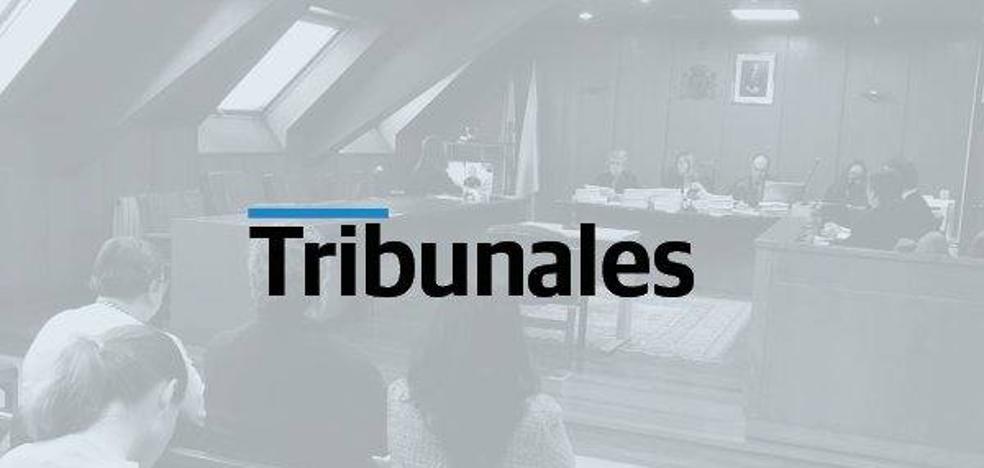 La Fiscalía pide 1 año de cárcel para un policía nacional de Cantabria por las lesiones en una detención