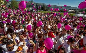8.265 personas para un récord Guinness en Cantabria