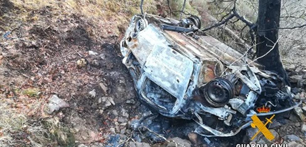 Localizado un cadáver cerca de la furgoneta del joven desaparecido de Los Corrales