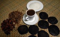 Poesía y chocolate solidario en Quijano