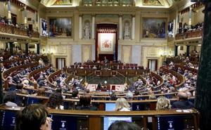 El Congreso subirá el sueldo de los diputados un 1,5% como mínimo si hay Presupuestos