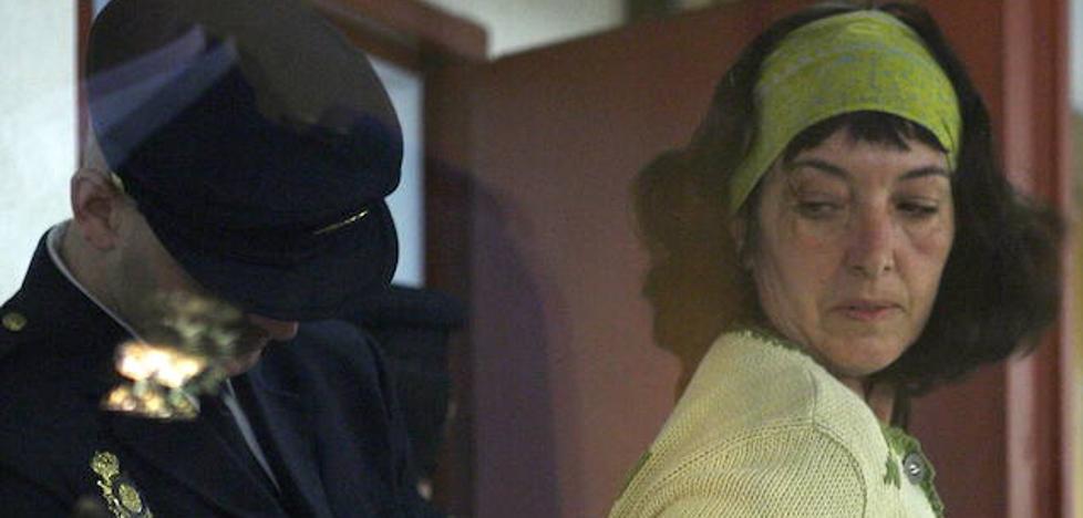 En libertad los cuatro detenidos por el homenaje a la etarra González Peñalva