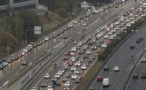 La DGT prevé 15,5 millones de desplazamientos en Semana Santa, un 2% más que el año pasado
