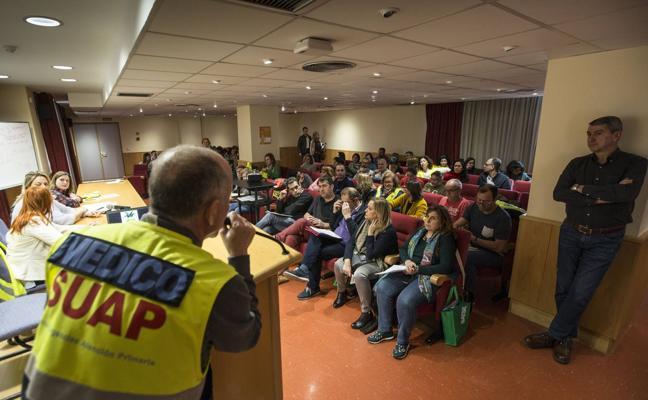 El Colegio de Médicos de Cantabria apoya las reivindicaciones del personal de Urgencias y el O61