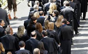 Los abogados y procuradores, en el punto de mira de la Agencia Tributaria