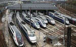 Cancelados los dos vuelos con Berlín por la huelga de transportes en Francia