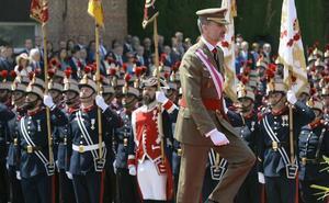 Defensa adelanta el Día de las Fuerzas Armadas al 26 de mayo