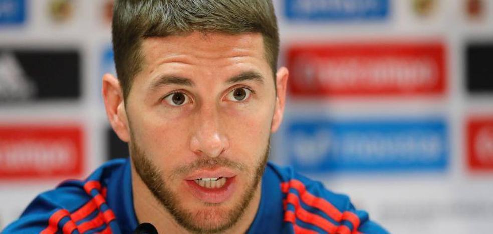 Ramos: «Todo pasa rapidísimo pero mantengo la ilusión intacta»