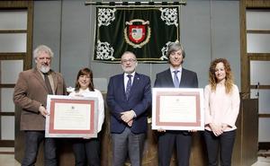 La Biblioteca Universitaria y el Centro Padre Menni, IV Premios a la Igualdad UC