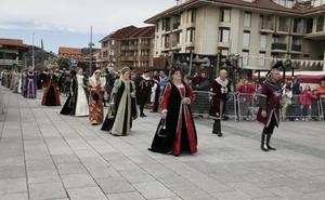 El Privilegio de Vara se incorpora a la Asociación de Recreaciones Históricas