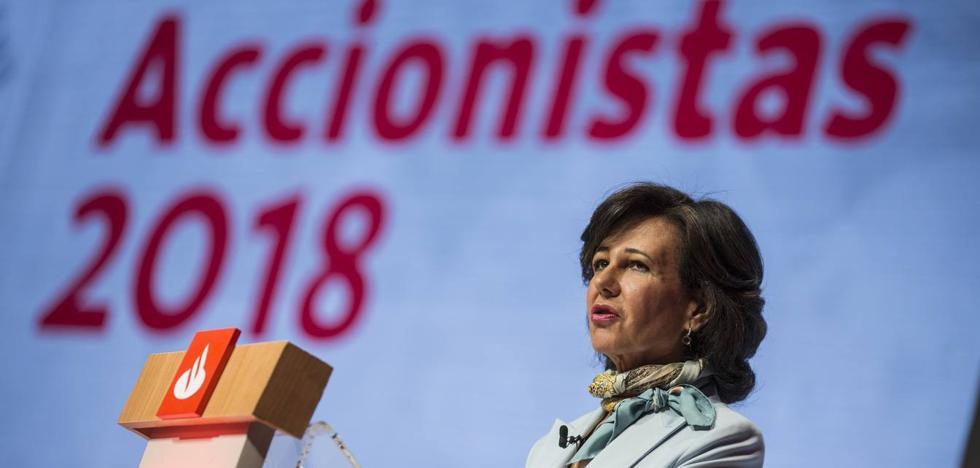Ana Botín: «Cantabria tiene un gran futuro y el Santander estará ahí»