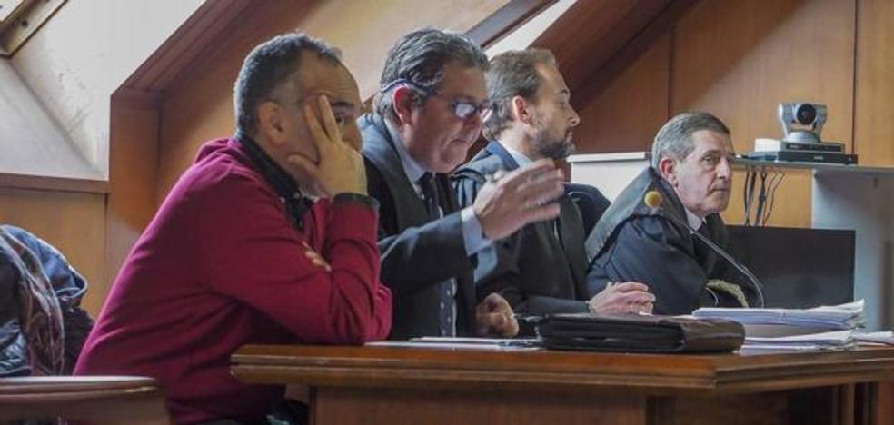 Condenado a un año y tres meses de cárcel el guardia civil que benefició a la empresa de transportes de su esposa