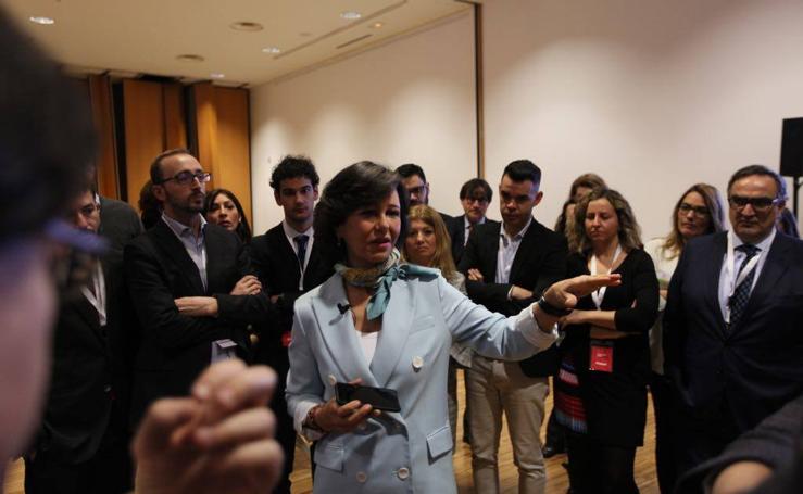Junta General de Accionistas del Banco Santander