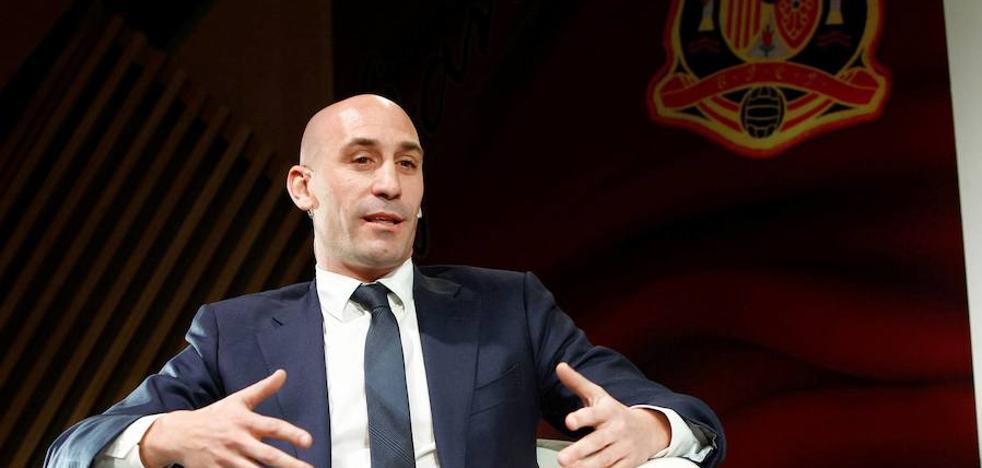 Luis Rubiales: «Ganaremos con o sin voto electrónico y habrá cambio en la FEF»