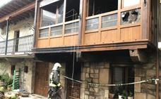 Muere un hombre de 87 años tras incendiarse su casa en Selaya