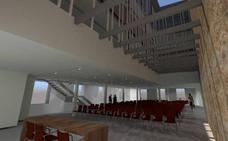 La Casa Capitular de la Catedral tendrá un salón de actos y zonas de investigación