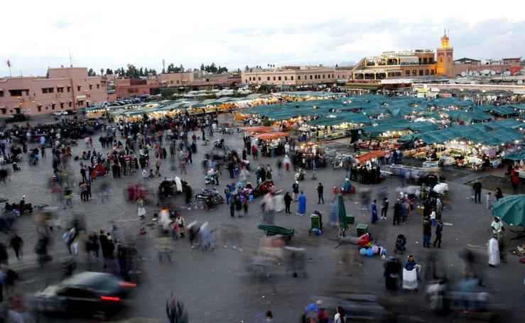 Lugares imprescindibles de un viaje a Marrakech