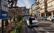 Mañana comienza el servicio conjunto de taxis para ocho municipios de la zona occidental de Cantabria